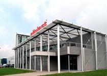 Aliplast Aluminium Extrusion Belgium factory